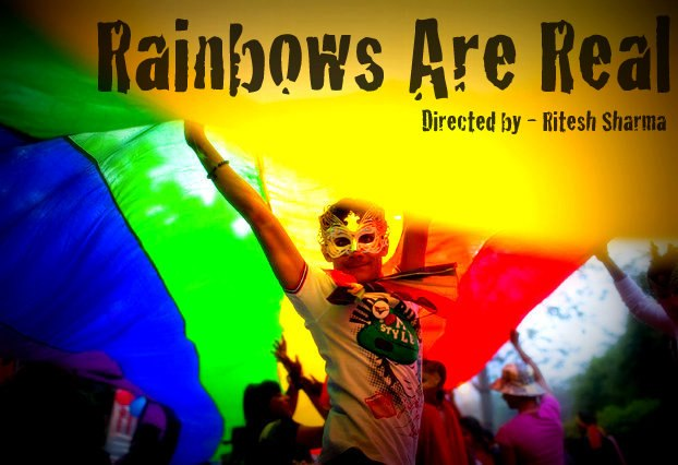 rainbows are real by ritesh sharma