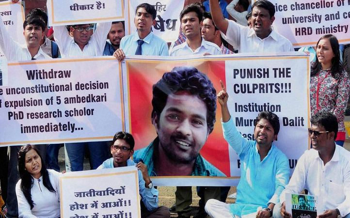 Rohith Vemula suicide case