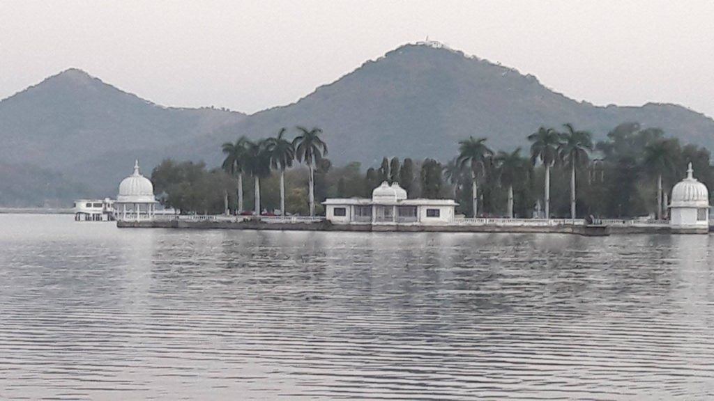 Udaipur city of Lakes