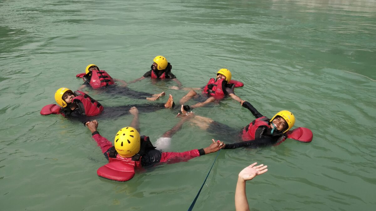 best river rafting in rishikesh experience