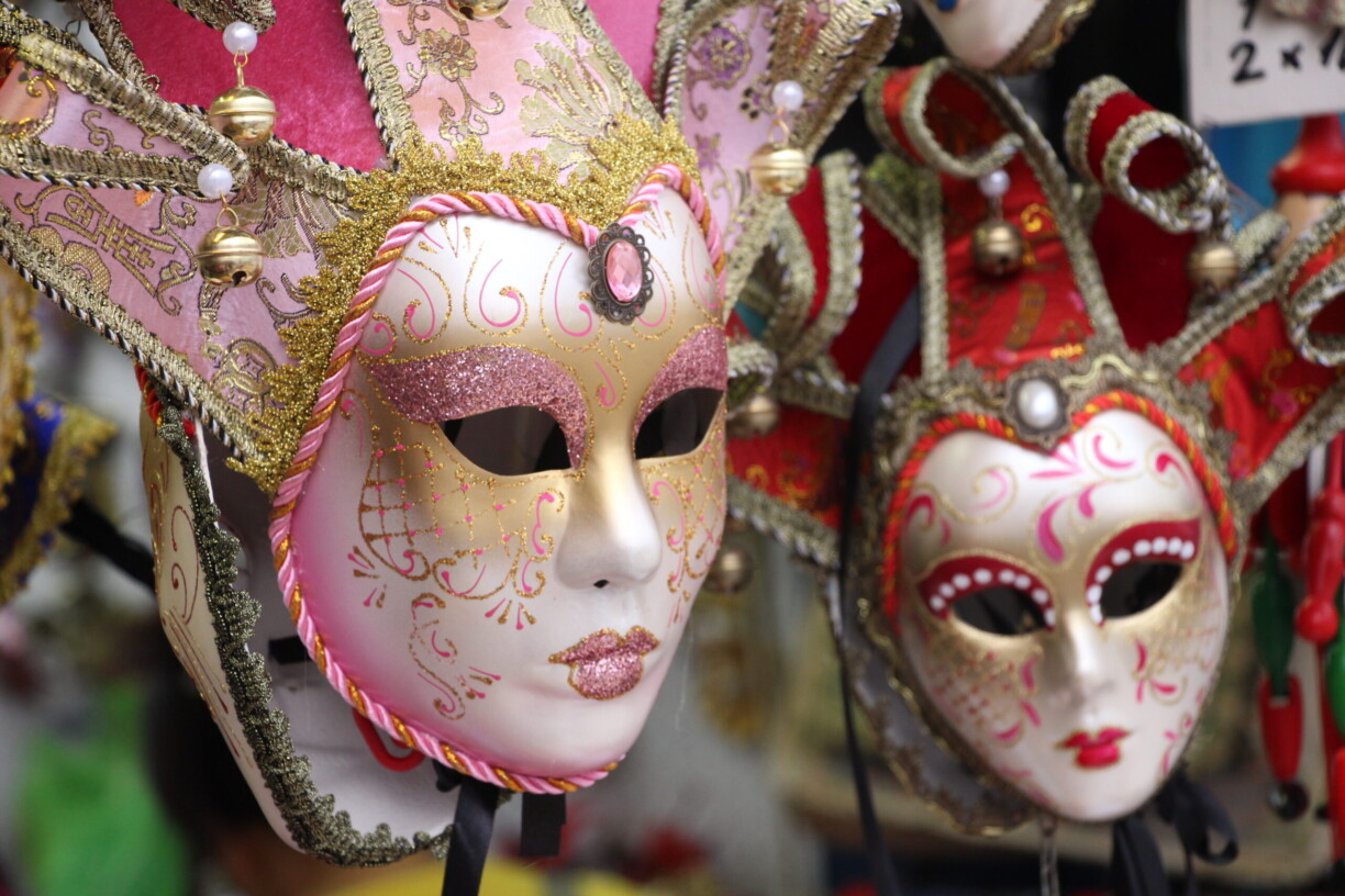 history of mask making in venice